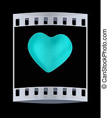 heart. The film strip