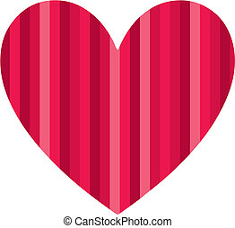 heart Vector Illustration - Symbol icon heart Vector...