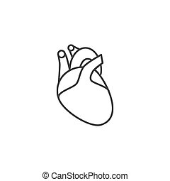 Heart Vector Line Icons