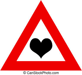 heart warning sign