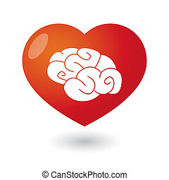 Heart with a brain