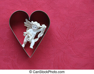 heart with cupid