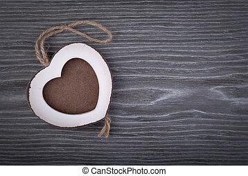 Heart wood frame 1