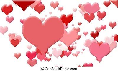Heart Zoom Loop HD