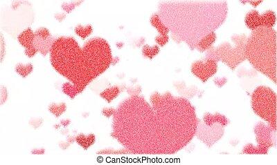 Heart Zoom Soft Loop HD