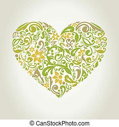 heart2, 植物