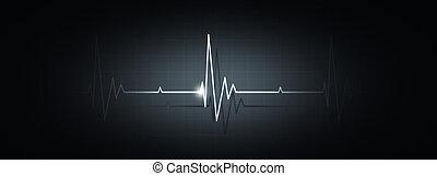 heartbeat medical banner