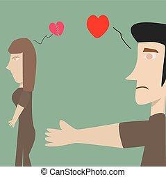 hearted descompuesto