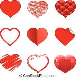 hearts, задавать