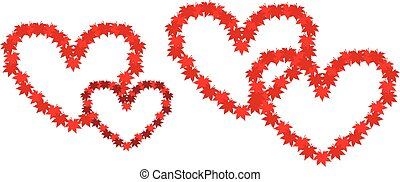 hearts., 符号, 纠缠, 二, 爱