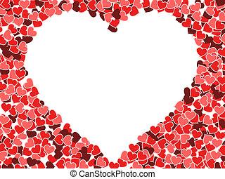 Valentine's day - Hearts background - Valentine's day ...
