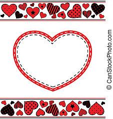 hearts., fundo