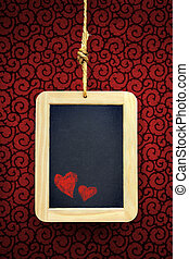 Hearts in Slate