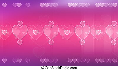 Hearts passing Loop