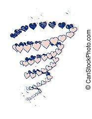 Hearts tornado