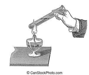 Heat of vaporization: to transform a  substance from  liquid