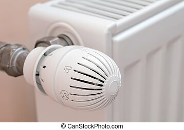 regulator of radiator - heat regulator of radiator