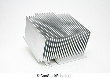 Heat Sink - Aluminum computer heat sink