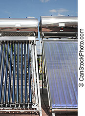 heaters, solar