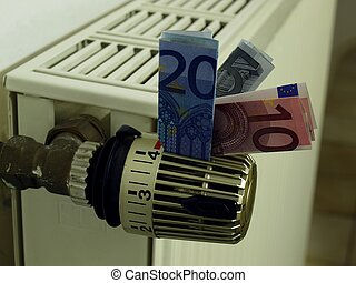 Heating costs - To heat is expensive today