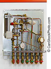 Heating instalation