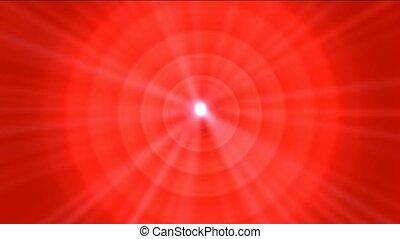 heaven laser light,sun and halo