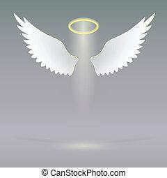 heavenly, 翼, 天使