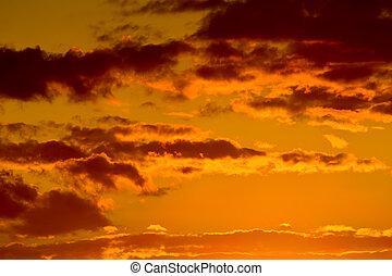 Heavenly landscape in Golden tones ???????? ?????? ? ?????????? ?????