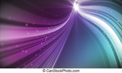 Heavenly Light Purple Blue - Heavenly mystical light with...