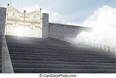 Heavens Gates