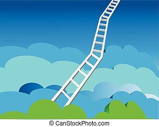 Heaven's Ladder (Vector)