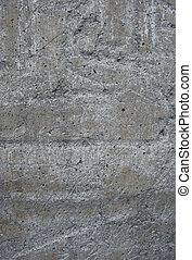 heavily worn damaged dirty gray brown concrete