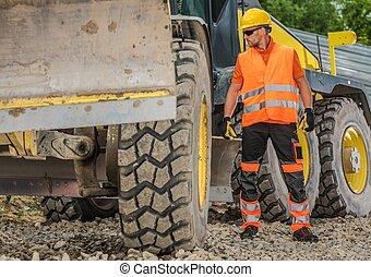 Heavy Construction Job