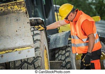 Heavy Construction Machinery
