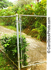 Cyclone Fence - Heavy-Duty chain link fence,Cyclone Fence
