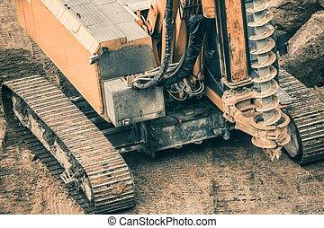 Heavy Duty Drilling Machinery - Heavy Duty Construction ...