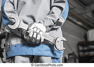 Heavy Duty Mechanic - Heavy Duty Machinery Mechanic. Worker ...