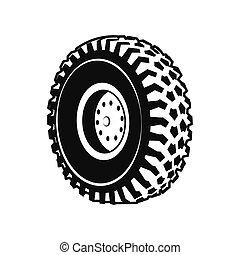 Heavy Duty Truck wheel Rim, Front and Rear - Heavy Duty ...