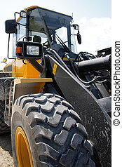 Heavy equipment - Construction heavy equipment