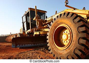 Heavy equipment - Heavy earth moving equipment