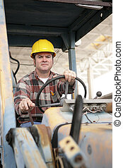 Heavy Equipment Operator - A heavy equipment operator...