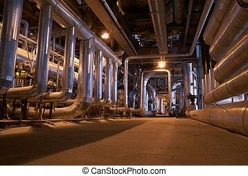 heavy industry - heavy industrial plant