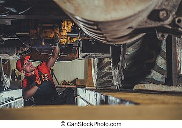 Heavy Machinery Technician