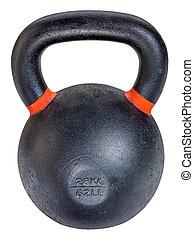 heavy orin  kettlebell isolated