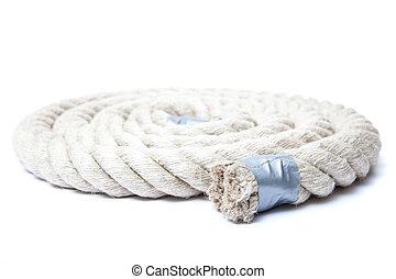Heavy rope