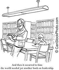 hebben, boek, ultimate, bewindvoering, stichten, hij