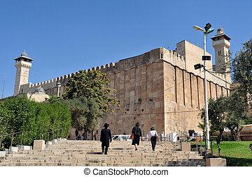 hebron, izrael, -