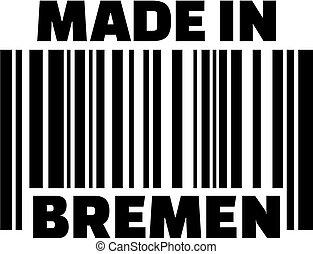 hecho, bremen, barcode