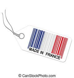 hecho, hangtag, francia
