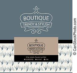 hecho, piel, leather., vintage., textura, vector, lujo, logotipo, ropa, grandiosidad, fur.